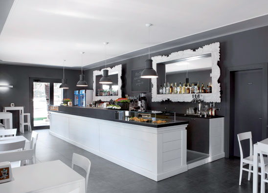 Composita srl for Arredamenti per bar
